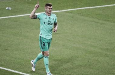 El Real Madrid de los 'todocampistas'