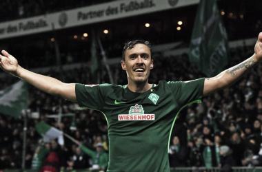 Kruse ahora sera el nuevo líder del Bremen. Foto: bundesliga,com