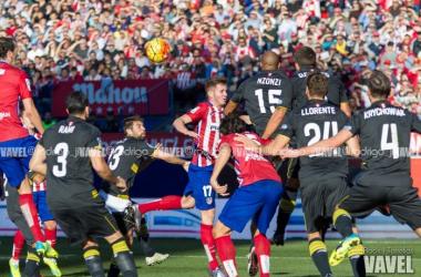 Una buena defensa da un punto de oro al Sevilla