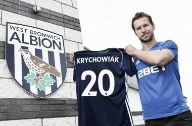 El West Brom se hace con Krychowiak por una temporada