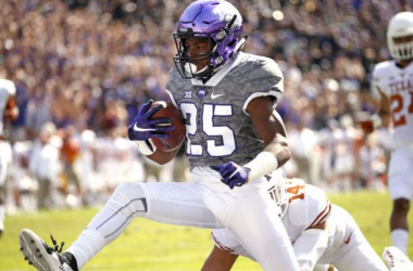 TCU WR KaVontae Turpin (Ron Jenkins/AP Photo)