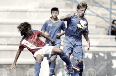 """Larios: """"Somos un equipo muy sólido"""" / Getafe CF"""