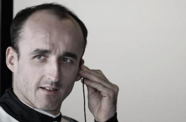 Robert Kubica é o novo piloto de testes da Alfa Romeo