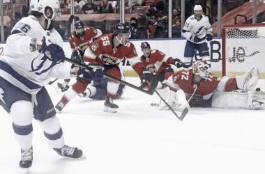 Kucherov regresó con dos goles. NHL.com.