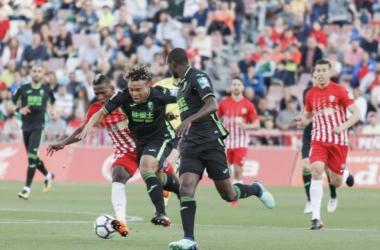 UD Almería - Granada CF: puntuaciones del Granada CF, jornada 39 de Segunda División