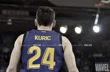 Kyle Kuric vuelve a viajar con el equipo