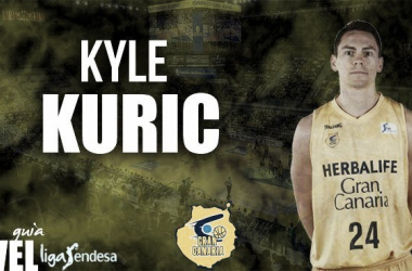 Herbalife Gran Canaria 2016-17: Kyle Kuric, el ejemplo