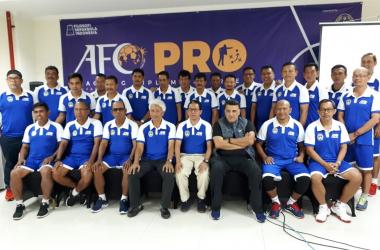 PSSI Kirim Pelatih ke Spanyol