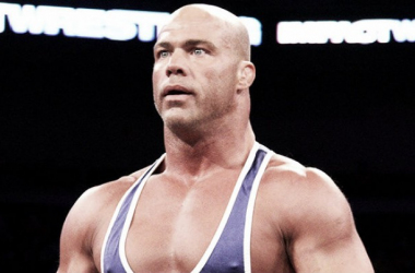 Kurt Angle is reportedly interested in returning to WWE (image 411mania.com)