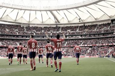 Atlético de Madrid vs Levante: puntuaciones del Atleti, jornada 32 de La Liga