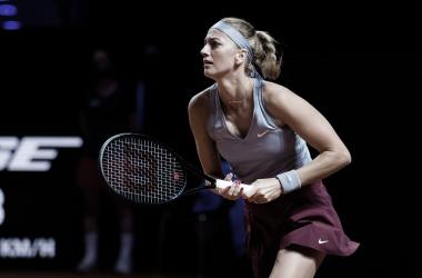 Petra Kviitová venceu Jennifer Brady noWTA 500 de Stuttgart 2021 (WTA / Divulgação)
