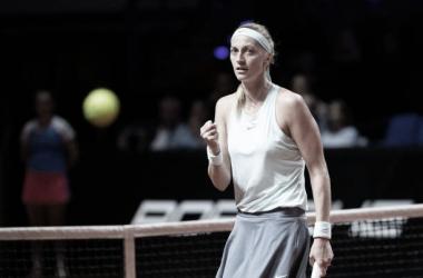 Kvitova alcanza su primera final en Stuttgart