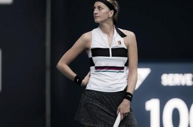 Linda e absoluta (Foto: Divulgação/WTA)