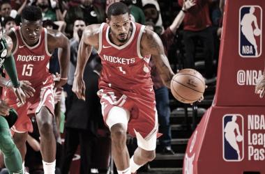 Foto: Divulgação / Houston Rockets