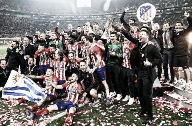 El Atlético tiene la oportunidad de ganar el primer título de la temporada || FOTO: Club Atlético de Madrid.