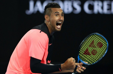 Le journal de l'Australian Open - Day 5 : Kyrgios, les nerfs solides