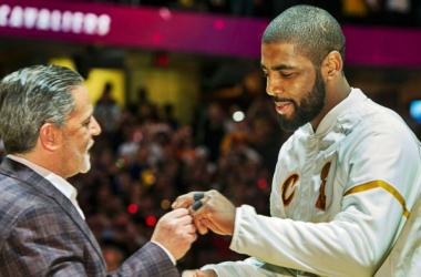 NBA- Cosa ha in serbo il futuro per Kyrie Irving e i Cavs?