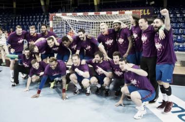 El Barcelona es otra vez campeón de liga / Foto: Twitter