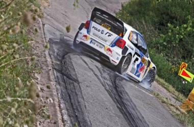 WRC - Allemagne: Ogier fait le show
