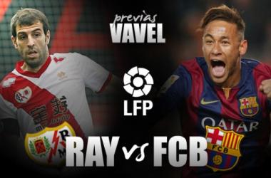 Barcelona enfrenta Rayo Vallecano buscando ampliar vantagem na liderança