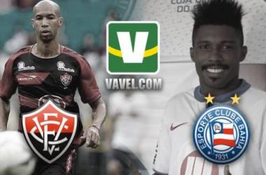 Vivendo momentos distintos, Vitória e Bahia fazem o primeiro clássico do ano