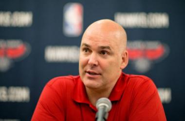Atlanta Hawks Complete Buyout Of Danny Ferry