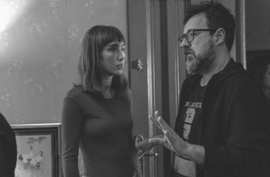 Finaliza el rodaje de 'La Abuela', último filme dirigido por Paco Plaza