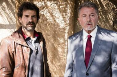 Rodolfo Sancho y Jaime Blanch, dos de los protagonistas de 'El Ministerio' (Foto: Zeleb)