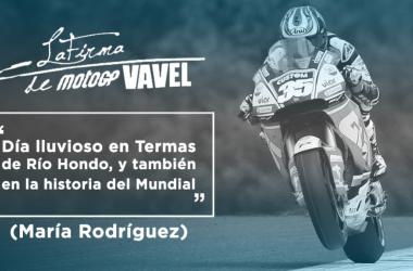 La Firma VAVEL MotoGP del GP de Argentina: el día que perdió el motociclismo | Fotomontaje: María Rodríguez - VAVEL