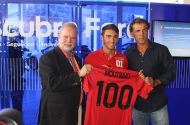 Moutinho firma con el Mallorca