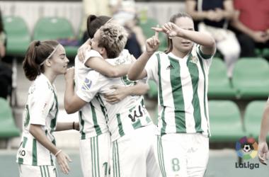 Real Betis Féminas | Foto: LaLiga