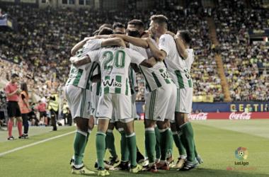 El Real Betis se verá las caras con el Levante UD | Foto: La Liga
