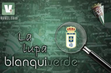 La lupa blanquiverde: Real Oviedo