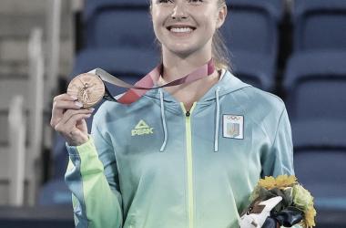 Elina Svitolina Foto ITF Tennis