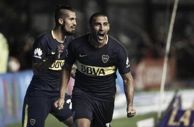 Wanchope se reencontró con el gol | Foto: La Nación