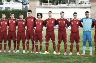 Selección Sub-17. (Foto: @marc_cucu)