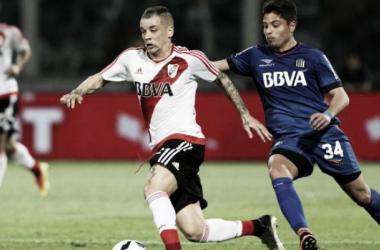 Último enfrentamiento. River ganó 1-0 en el estadio Mario Kempes. (Foto: web)