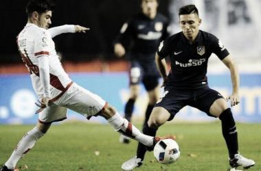 Su debut ante el Rayo Vallecano | Foto: ESPN