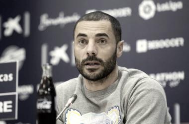 """Mehdi Lacen: """"Vamos a luchar hasta al final, e intentaremos dar una buena imagen"""""""