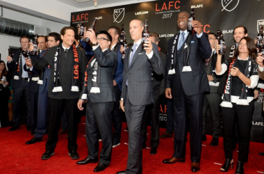 World Introduced To LAFC, MLS' Newest Club