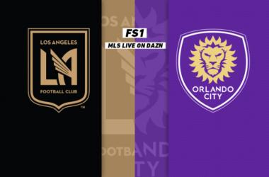 Partido LAFC - Orlando City. Fuente: MLS Soccer