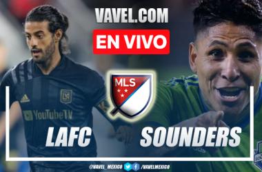 LAFC vs Seattle Sounders EN VIVO: ¿cómo ver transmisión TV online en MLS?