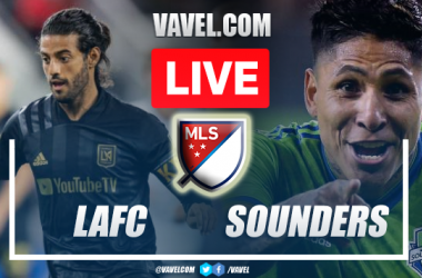 LAFC vs Seattle Sounders: Live Stream, Score Updates and How to Watch MLS Match