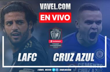 Goles y resumen del LAFC 2-1 Cruz Azul en Concachampions 2020
