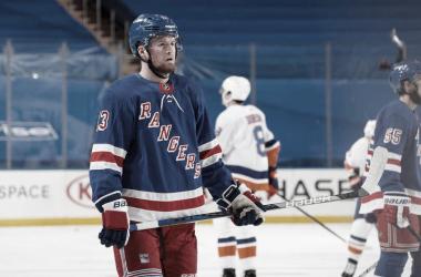 Alexis Lafreniere primer candidato al Calder 2021 | Foto: NHLI via Getty Images