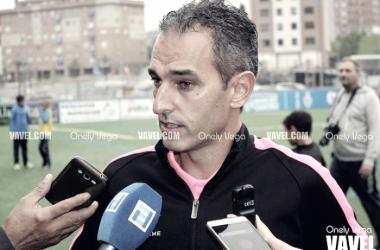 """Pablo Lago: """"Nos pudieron las prisas y lo mejor es que la victoria se quedó en casa"""""""
