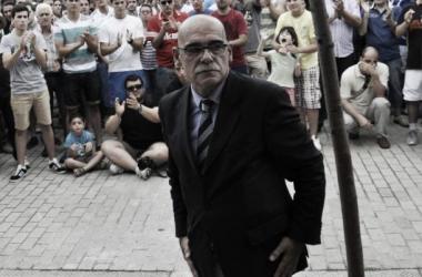 """Javier Láinez: """"No hemos tenido dudas sobre la solvencia y la legalidad de Kadir"""""""