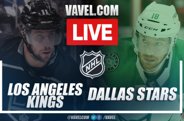 Highlights and goals: Los Angeles Kings 2-3 Dallas Stars in NHL 2021-22