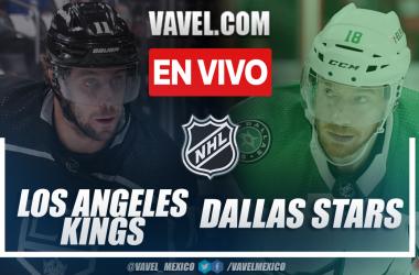 Resumen y goles: Los Angeles Kings 2-3 Dallas Stars en NHL 2021-22