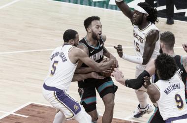 Melhores momentos Lakers x Grizzlies pela NBA (121-118)